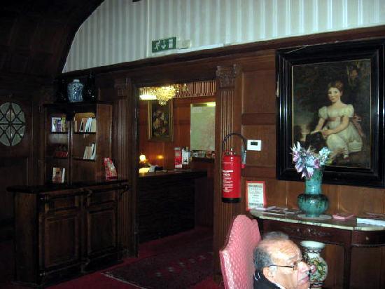 Hotel Pension Franz: Lobby