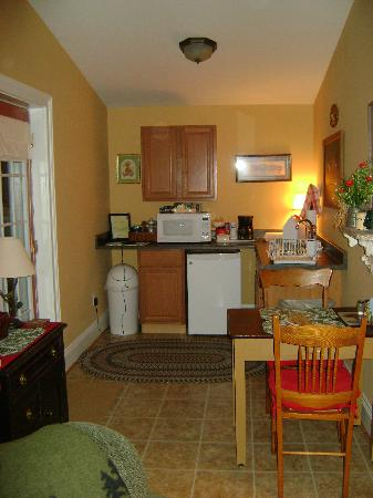Piney Hill Bed & Breakfast: Kitchen