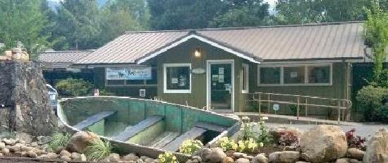 McKenzie River Mountain Resort: Resort Office