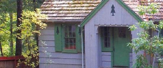 McKenzie River Mountain Resort: Cabin 5