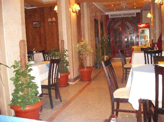 Jamboree: dining area