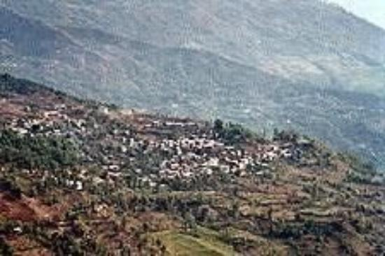 Charikot, Nepal   (Dwalkha My Birth Place)