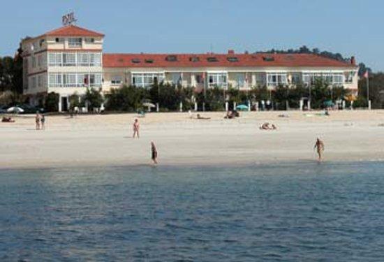 Hotel Playa: fachada