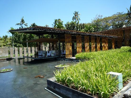 Kayumanis Nusa Dua Private Villa & Spa: Le restaurant italien