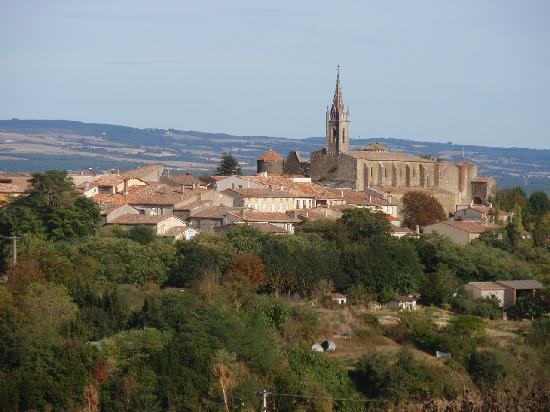 Domaine La Castagne: Montmaur