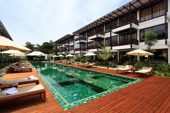 โรงแรมมาอยู่ สมุย: Swimming Luxury Hotel with Free Wi-Fi Internet Pool