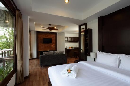 Maryoo Hotel: All suite rooms