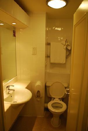 Premier Inn London Hampstead Hotel : Camera 108