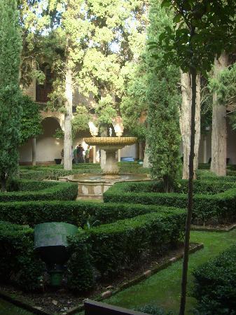 Jardines de la alambra fotograf a de provincia de granada for Jardines nazaries