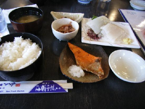Hotel Hakodate Royal: 朝食です