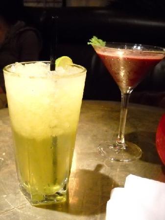 Browns Brasserie & Bar: 2nd round of cocktails