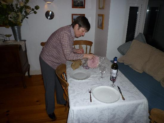 The White Cottages: Ham from Gerry's