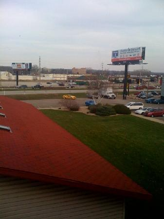 GuestHouse Inn & Suites Rochester: Quite a view