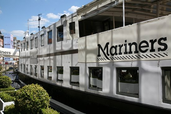 Mariners 1900 - Ipswich: Mariners Restaurant Ipswich