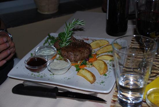 The Girl`s Restaurant: Essensbeispiel