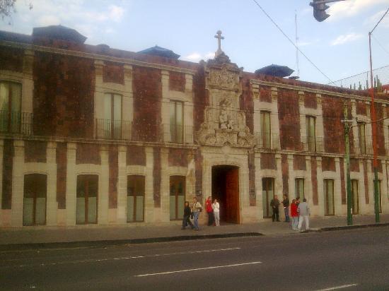 Boutique Hotel de Cortes: MexicoDF Hotel de Cortes 1
