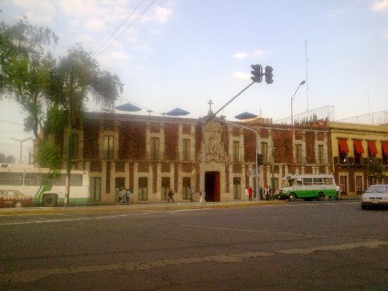Boutique Hotel de Cortes: MexicoDF Hotel de Cortes 2