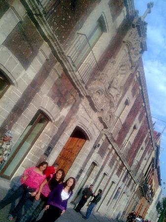Boutique Hotel de Cortes: MexicoDF Hotel de Cortes 3