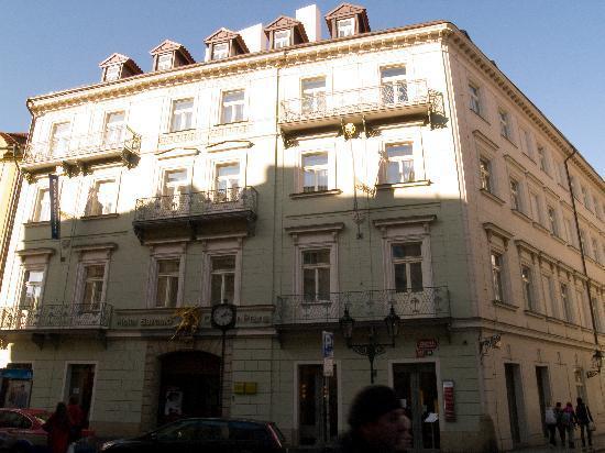 Barcelo Old Town Praha: fachada