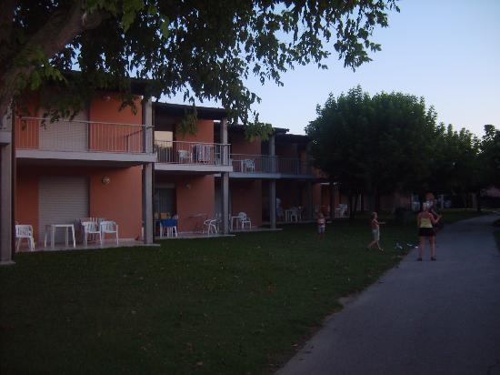 Camping Tiglio: appartement