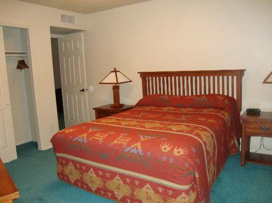 Villas of Sedona : 2nd bedroom - Double Bed