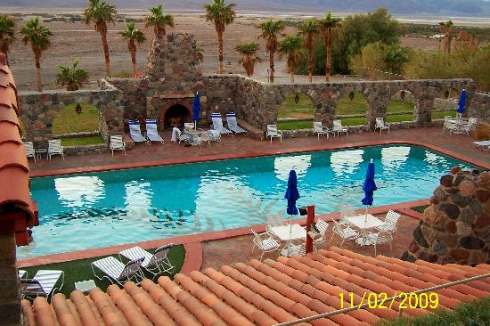 Furnace creek inn closed for the season picture of for Pool show 5168