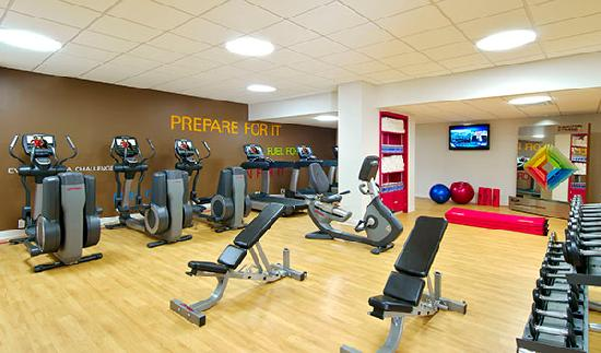 Sheraton Charlotte Airport Hotel: Fitness Center