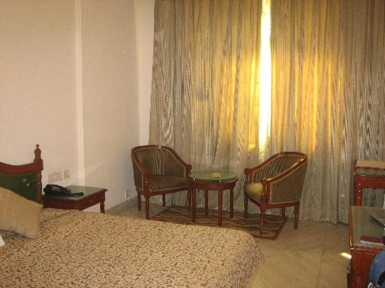 Hotel Grand President: Hotel Room 101