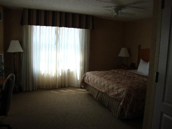 Homewood Suites by Hilton Philadelphia-City Avenue: Room