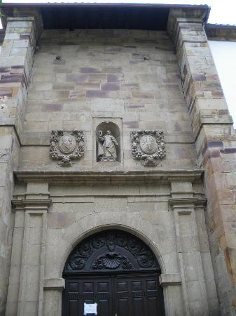 Hotel Convento San Roque: Eglise du couvent