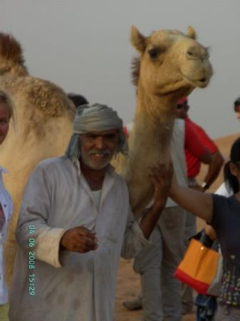 Arabian Nights Tours LLC: Camel farm