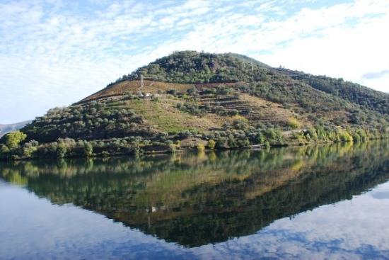 Pinhao, Portugal: Rio Douro - A Beleza da Natureza