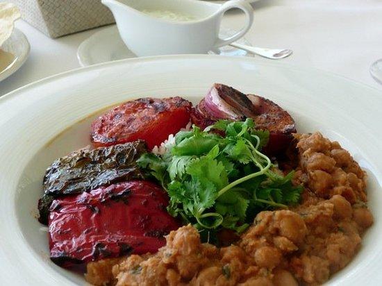 Lunch @ Orchids (Halekulani Hotel)