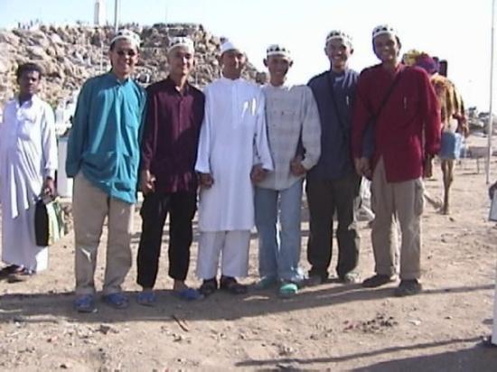 Jabal-al-noor (Berg des Lichtes) Foto