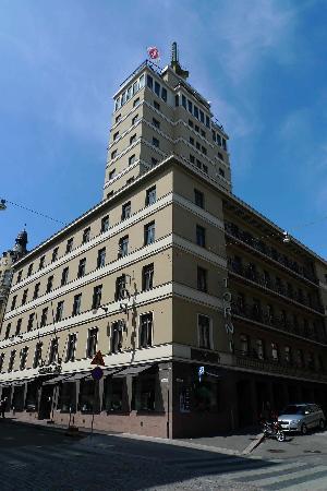 Le Lit Picture Of Solo Sokos Hotel Torni Helsinki