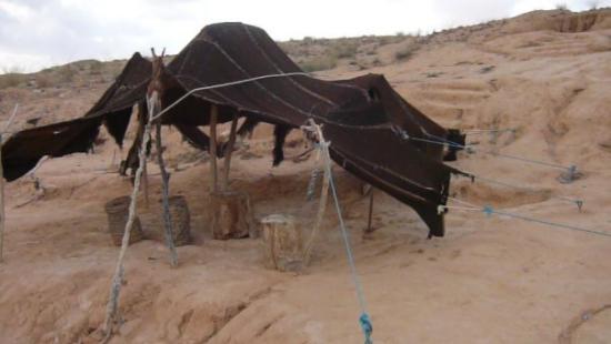 Gabes, Tunisia: Région de Matmata, Méharès Tunisie
