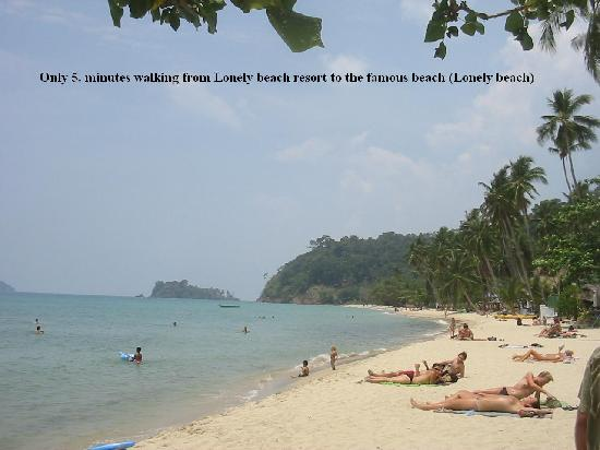 Hotel Lonely Beach Koh Chang