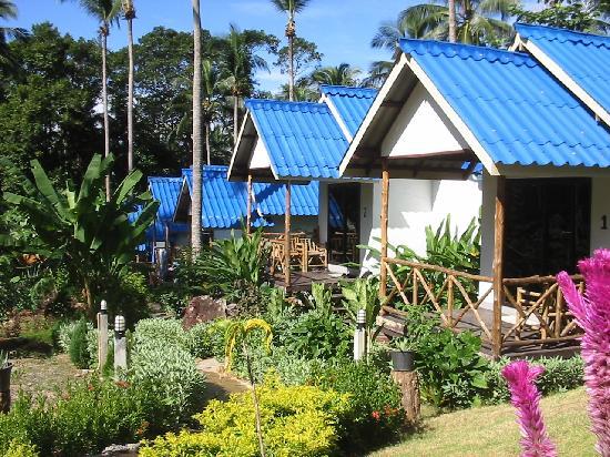 Ko Chang Tai, Thailand: Bungalow park