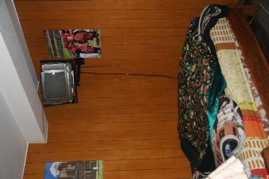 Hostal Resbalosa: habitacion toma 2