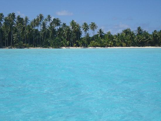 Chez Robert et Tina : The lagoon of Bora Bora