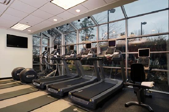 Hilton Birmingham Perimeter Park: Gym