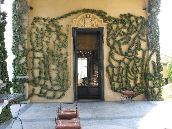 Villa del Balbianello: Loggia - Villa Balbianello