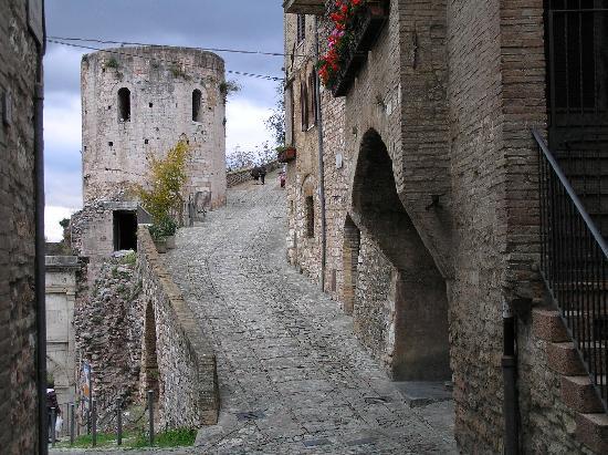 Спелло, Италия: Porta Vittoria Spello