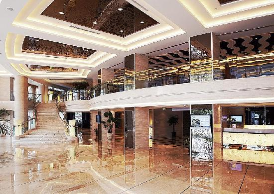 Regal Jinfeng Hotel: Hotel Lobby