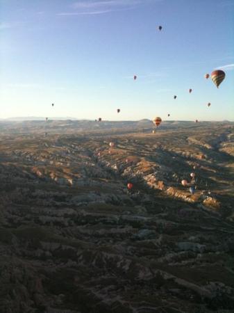 Goreme, Turkey: We made it!