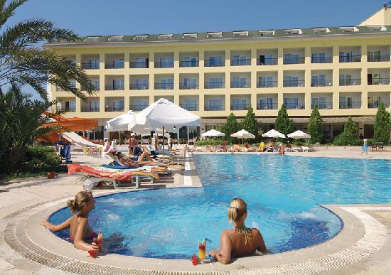 Pine House Hotel : pool2