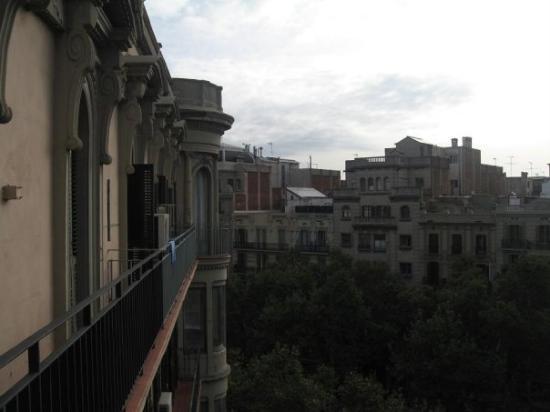 Gastehaus Gran Via: Las vistas diurnas