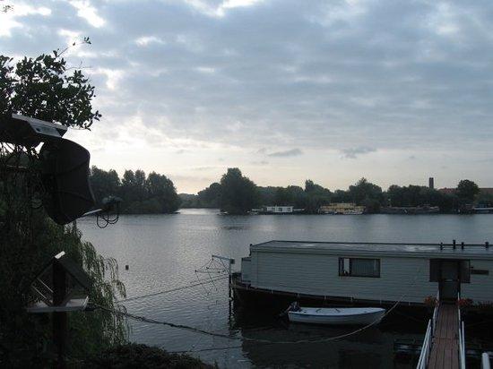 Houseboats in Arnhem