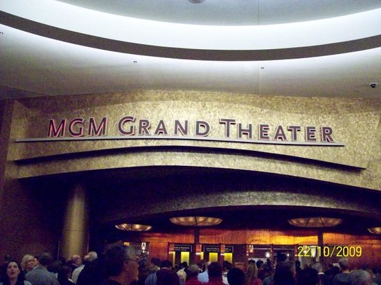 Grand Theater at Foxwoods Photo