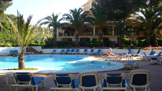 Hotel Spa S Entrador Playa Poolbereich Des Hotels